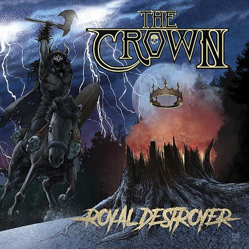 The Crown — Royal Destroyer (2021) FLAC