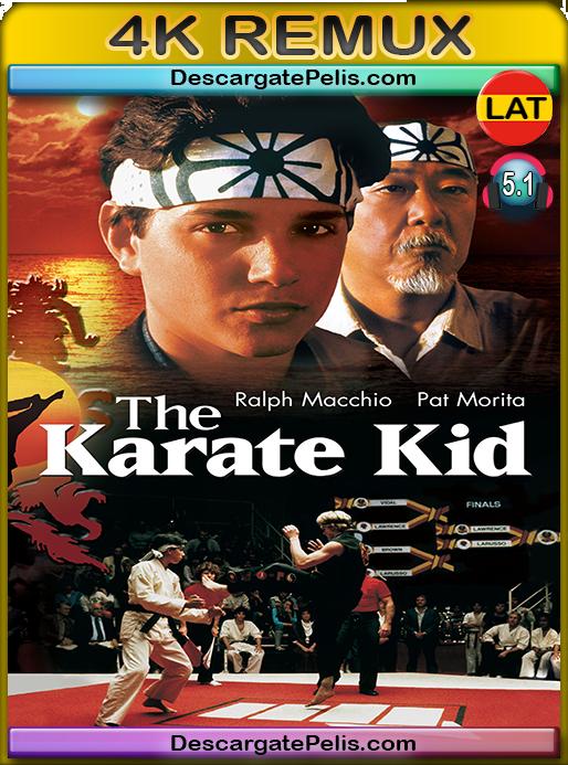 The Karate Kid 1984 BD4k Remux Latino – Inglés