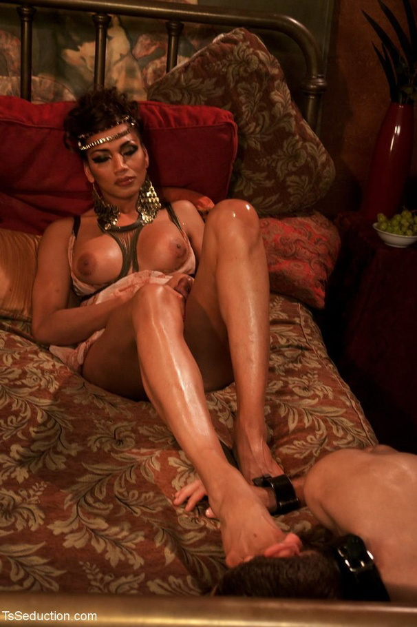 Yasmin Lee - Cleopatra (2021 TSSeduction.com) [HD   720p  1.9 Gb]