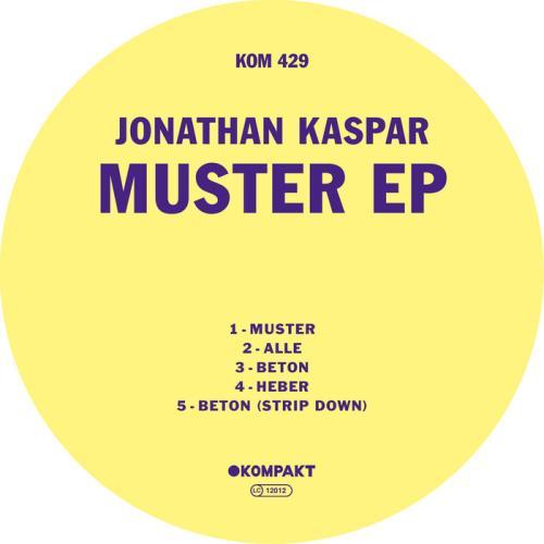Jonathan Kaspar — Muster EP (2021)
