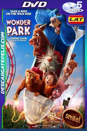 Parque mágico 2019 DVD5 Latino