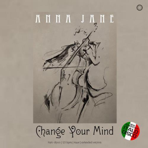 Anna Jane — Change Your Mind (2021)