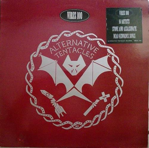 Alternative Tentacles — Virus 100 (1992) FLAC