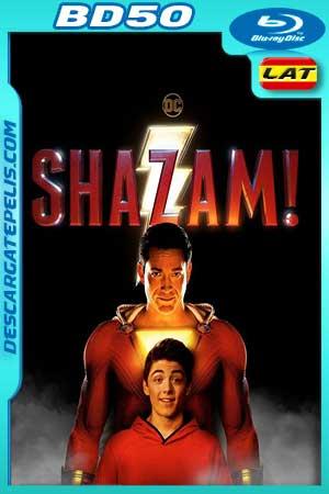 Shazam! 2019 3D BD50 Latino