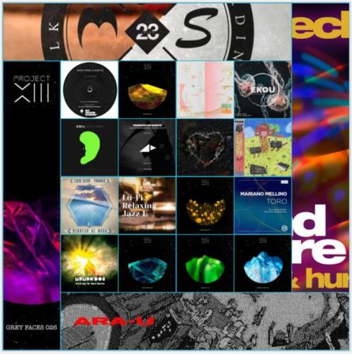 Beatport Music Releases Pack 2658 (2021)