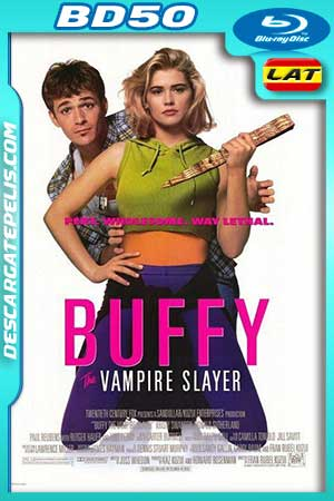 Buffy. The vampire slayer 1992 BD50 Latino