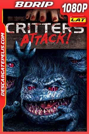 Critters ¡Al ataque! 2019 1080p BDrip Latino – Inglés