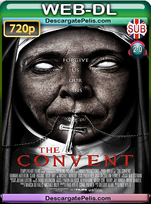 The convent 2018 720p WEB-DL Subtitulado