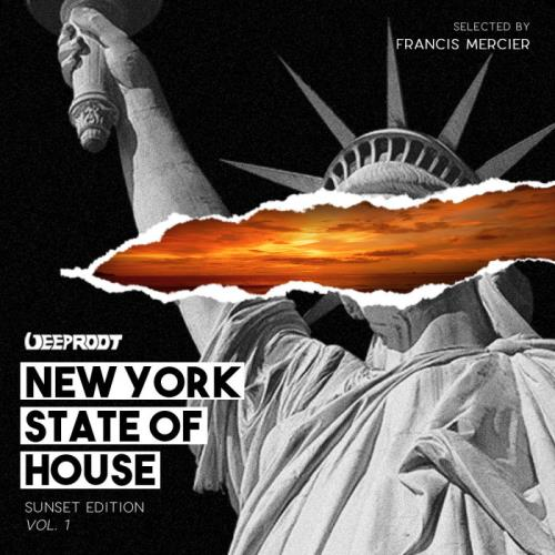 New York State Of House: Sunset Edition, Vol. 1 (Dj Mix) (2021)