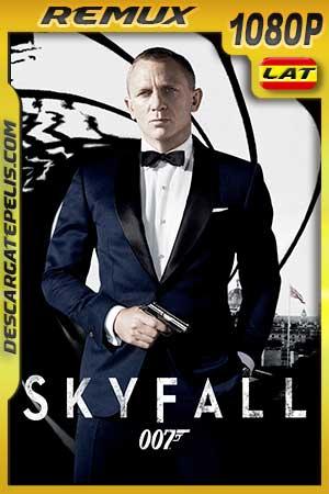 Skyfall 2012 BDRemux Latino – Inglés