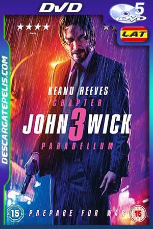 John Wick. Parabellum 2019 DVD5 Latino
