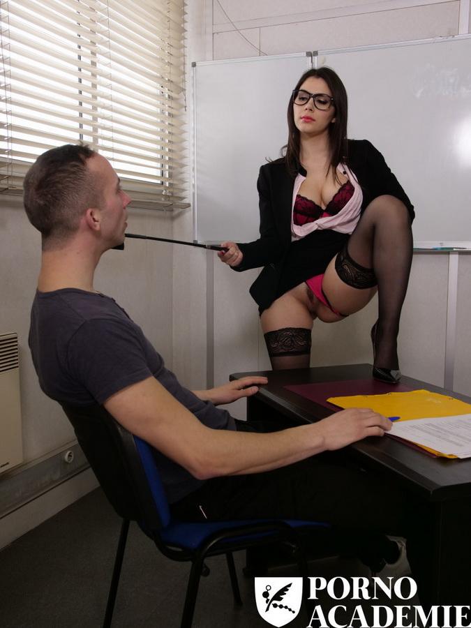 Valentina Nappi - MMF ANAL THREESOME WITH TEACHER VALENTINA NAPPI (2021 PornoAcademie.com PornDoePremium.com) [HD   720p  857.21 Mb]