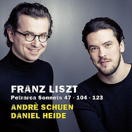 André Schuen, Daniel Heide - Liszt Petrarca Sonnets (2019) [