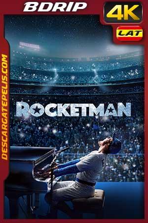Rocketman 2019 4K BDrip Latino – Inglés
