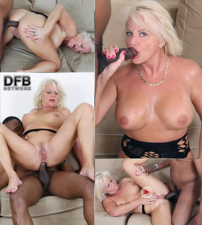 Inez - Cum Swallowing After Black Cock Anal Sex (2021 DFBnetwork.com) [FullHD   1080p  1.29 Gb]