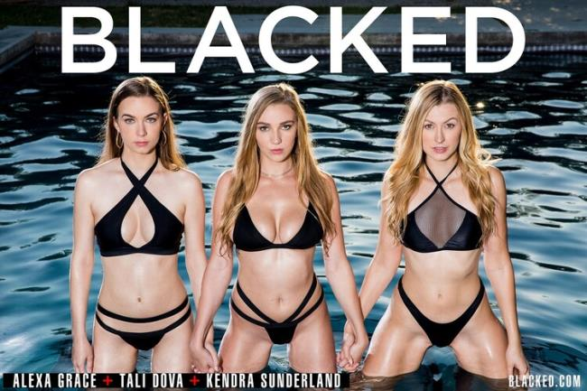 Kendra Sunderland - I've Never Done This Before Part 2 (2021 Blacked.com) [SD   480p  649.93 Mb]