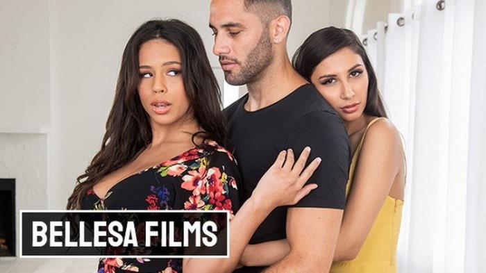 BellesaFilms: Amazing Threesome with the Hot Babes Gianna Dior, Autumn Falls Starring: Gianna Dior