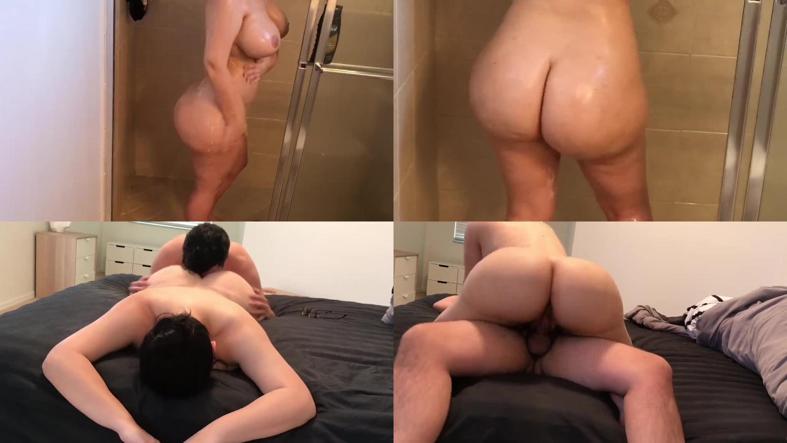Sexy Pawg Squirting Dick