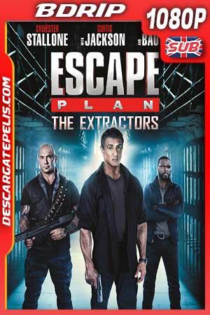 Escape plan. The extractors 2019 1080p BDrip Subtitulado