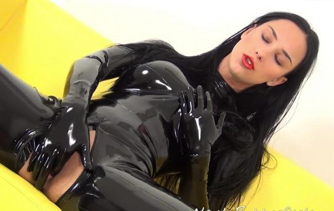 NastyRubberGirls: video 0025 Starring: Unknown