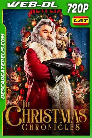 The christmas chronicles 2018 720p WEB-DL Latino – Inglés
