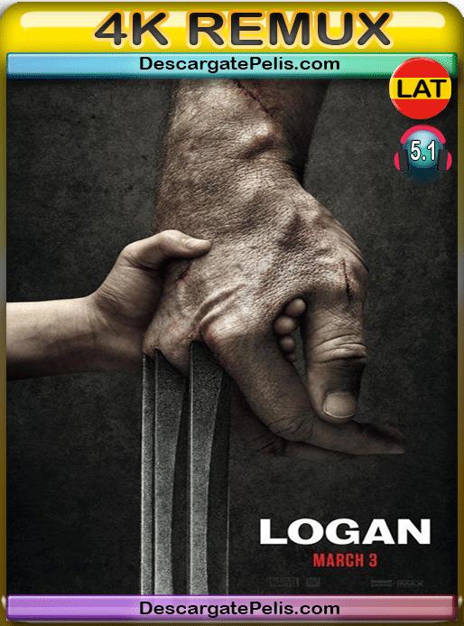 Logan 2017 BD4K Remux Latino – Inglés