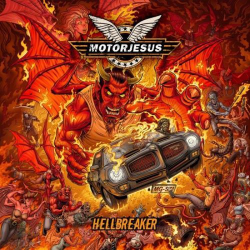 Motorjesus — Hellbreaker (2021) FLAC