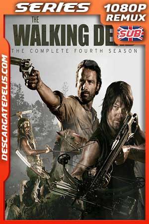 The walking dead. Season 4 BDRemux Subtitulado