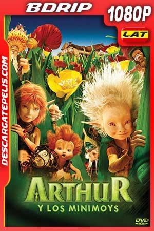 Arthur et les Minimoys 2006 1080p BDrip Latino – Inglés
