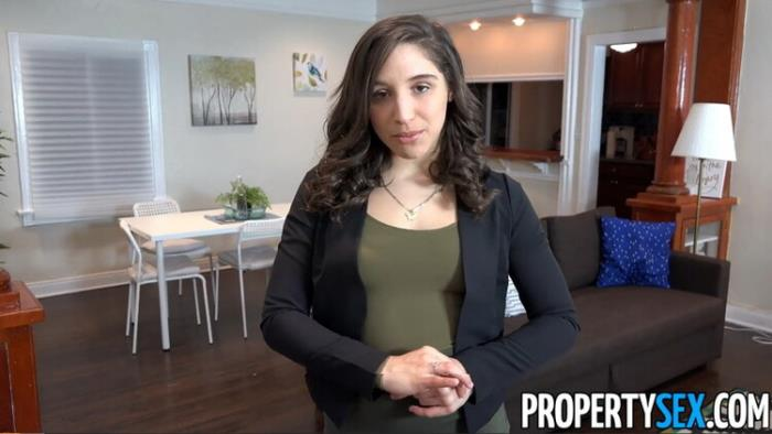 Abella Danger - College Student Fucks Agent with Amazing Ass (2021 PropertySex) [FullHD   1080p  735.97 Mb]