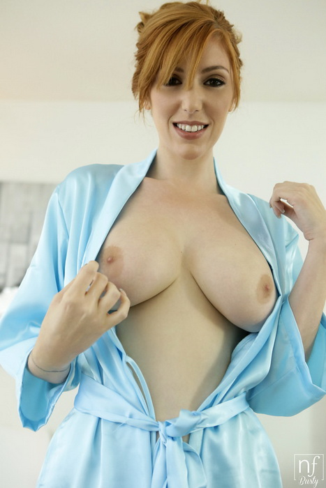 Lauren Phillips - All Natural Redhead (2021 NFBusty.com) [FullHD   1080p  1.77 Gb]