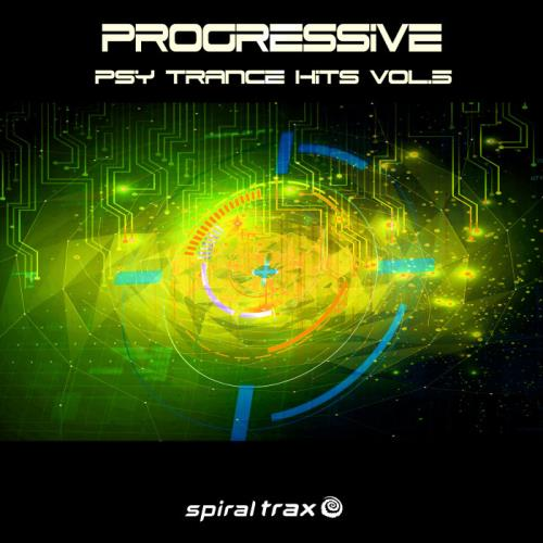 Progressive Psy Trance Hits Vol 5 (2021)