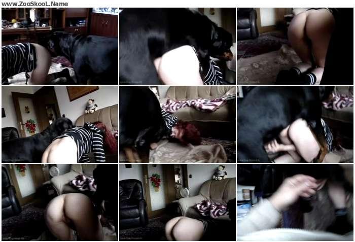 7283701330910924 - Amateur home dog sex - Amateur Animal Porn