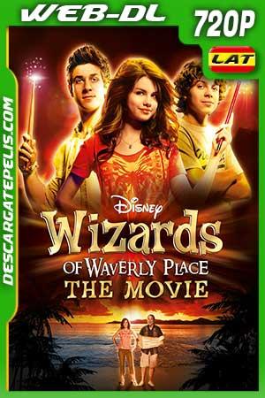 Los hechiceros de Waverly Place 2009 720p WEB-DL Latino – Inglés