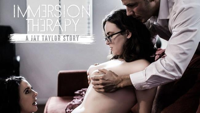 Angela White - Immersion Therapy: A Jay Taylor (2021 PureTaboo.com) [FullHD   1080p  1.27 Gb]
