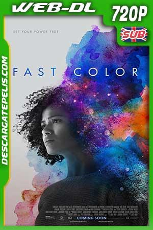 Fast color 2018 720p WEB-DL Subtitulado