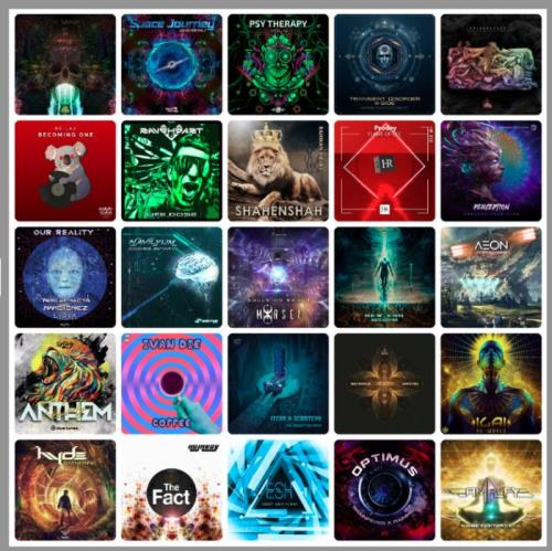 Psychedelic Pack 053 (2021)