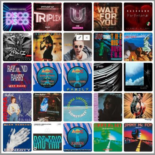 Beatport Music Releases Pack 2585 (2021)