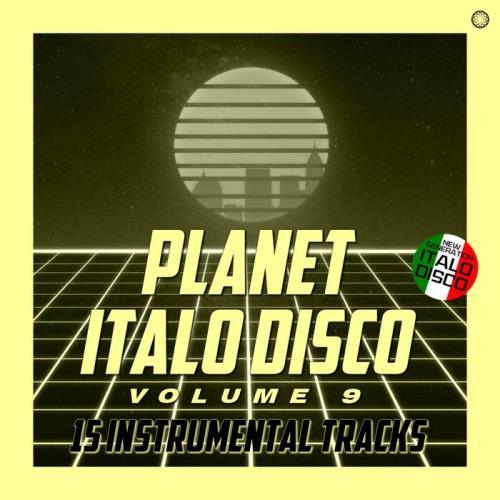 Planet Italo Disco Vol 9 (2021)