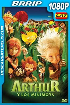 Arthur et les Minimoys 2006 1080p BRrip Latino – Inglés