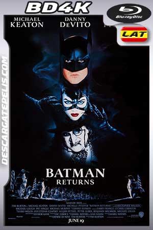 Batman returns 1992 BD4K Latino