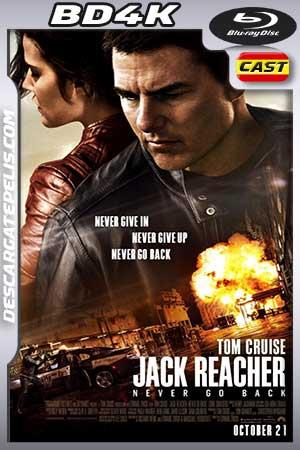 Jack Reacher 2016 BD4K Español
