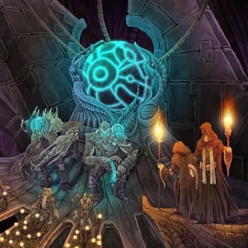 Ætheria Conscientia — Corrupted Pillars of Vanity (2021)