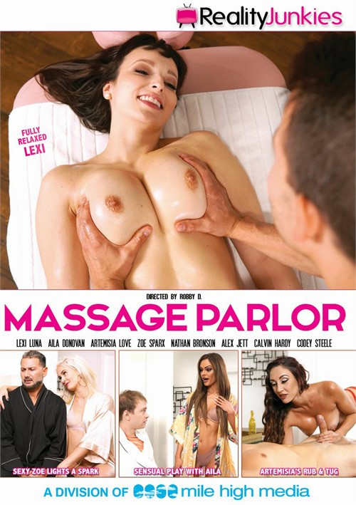 Massage Parlor (2021)