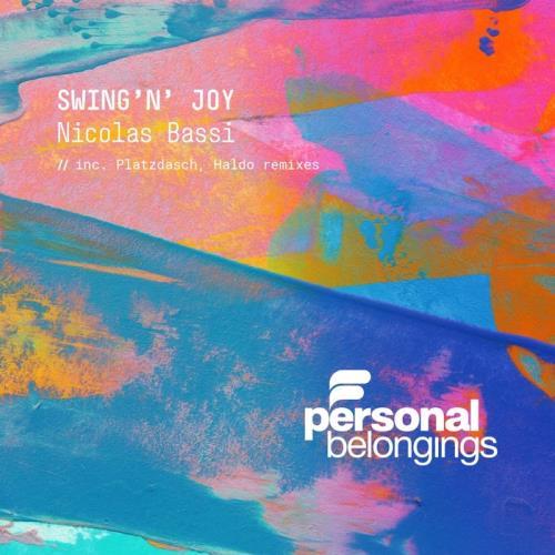 Nicolas Bassi — Swing'n' Joy (2021)
