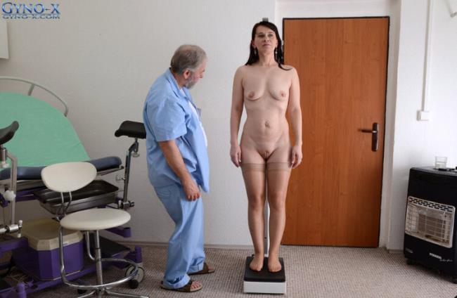 Gyno-X.com: 42 years woman gyno exam Starring: Vera