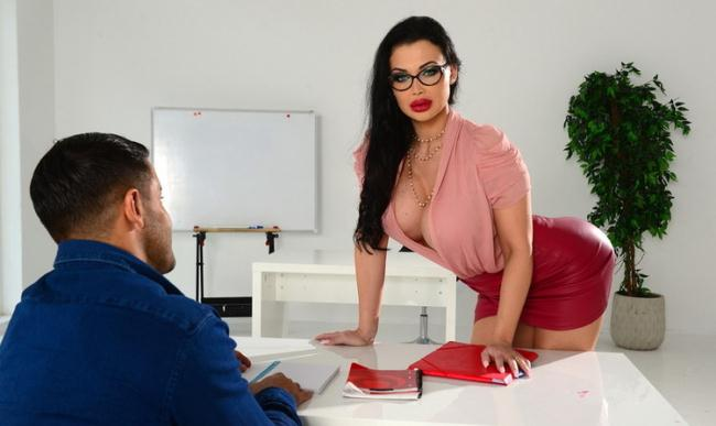 Aletta Ocean - Private English Lesson (2021 AlettaOceanLive.com) [FullHD   1080p  884.66 Mb]