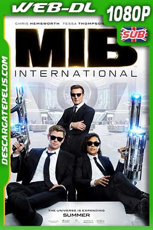 Hombres de negro. MIB Internacional 2019 1080p HC HDrip Subtitulado