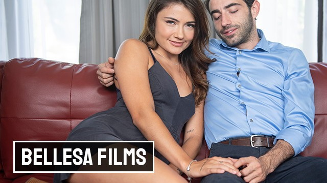 Adria Rae - Sexy Petite Babe Adria Rae Gets Her Pussy Drilled By Big Cock (2021 Belessa) [FullHD   1080p  209.15 Mb]