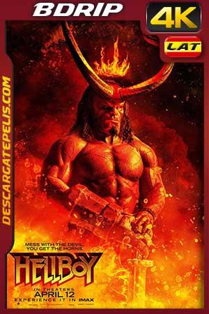 Hellboy 2019 4K BDrip Latino – Inglés